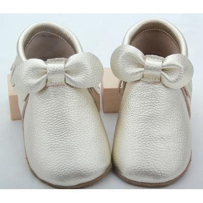 Bébé bambin chaussures bébé chaussures souples chaussures de princesse slip en cuir femme, 11