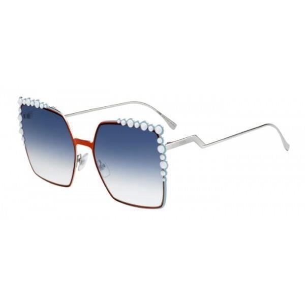 Fendi FF 0259 S-L7Q (08) - Achat   Vente lunettes de soleil Mixte ... 2291a013362