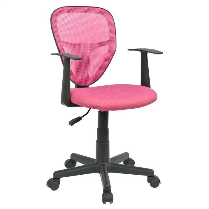 chaise de bureau avec accoudoir pas cher