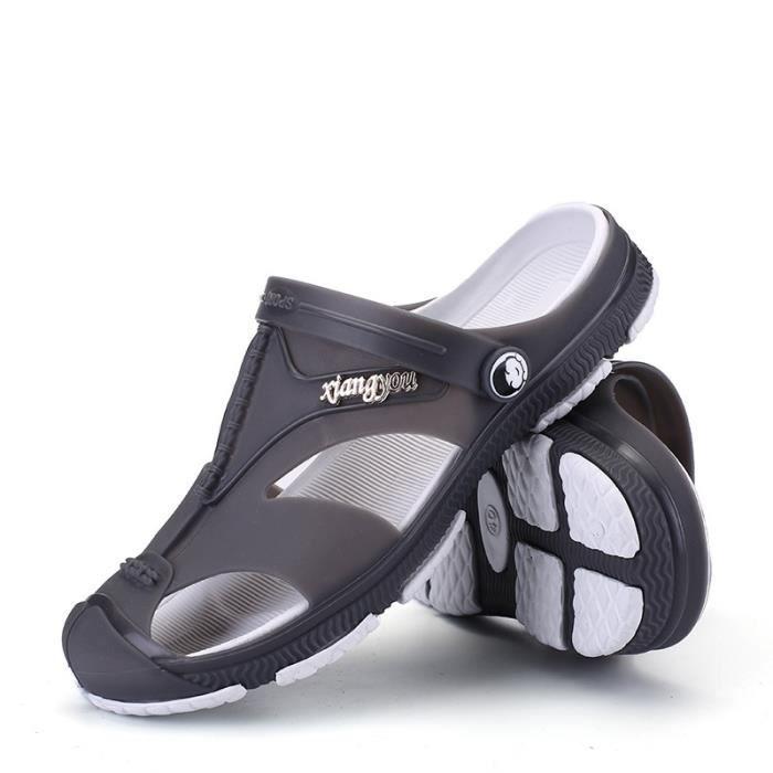chaussure multisport pour Hommebleu foncé 11 Chaussures oisif imperméables Sandal Chaussures _9316