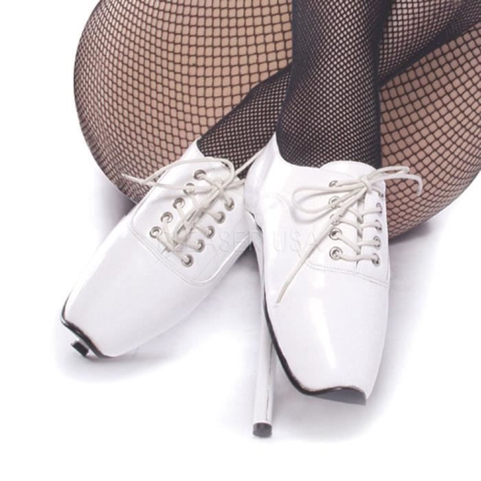 Devious BALLET-18 7 Inch Heel Shoes xtTYzpnF7