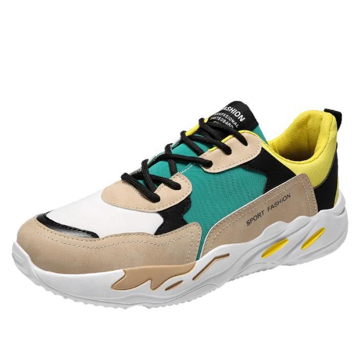 Sneakers Chaussures Sport Homme Casual Baskets Doux RYFYBukvoa