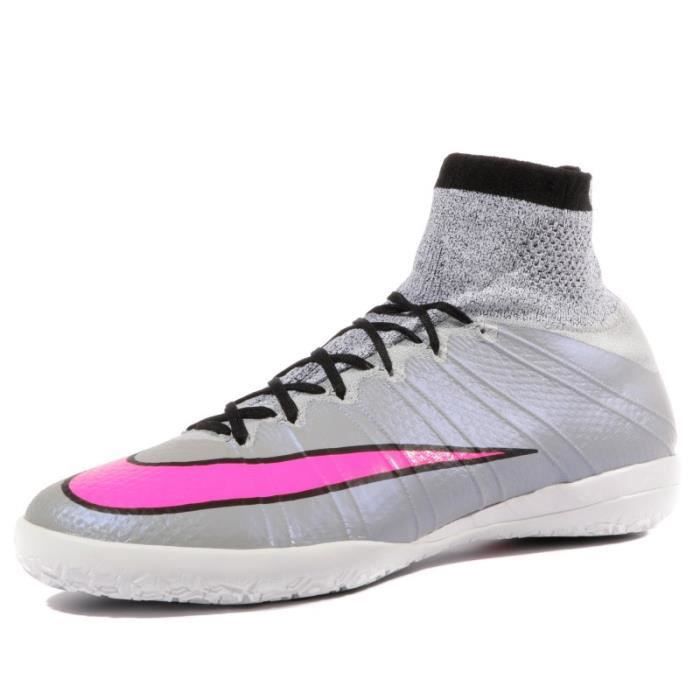 official photos a9618 c28fc Mercurialx Proximo IC Homme Chaussures Futsal Gris Nike
