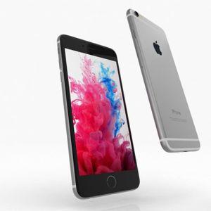 apple iphone 6 16go noir achat vente apple iphone 6 16go noir pas cher cdiscount. Black Bedroom Furniture Sets. Home Design Ideas