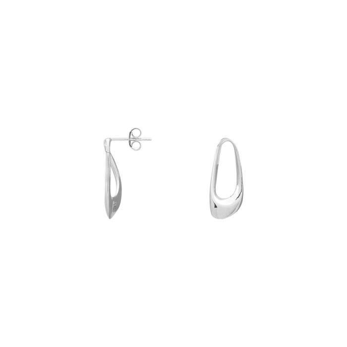 Boucles oreilles CLEOR Argent 925-1000