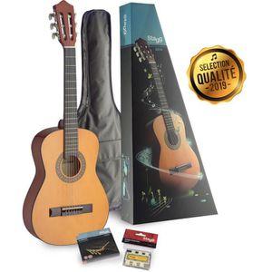 STAGG Pack Guitare Classique 1/2 C510 Naturel