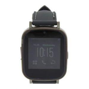 MONTRE eclock ek-g5 montre connectée gris bracelet en sil