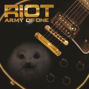 CD HARD ROCK - MÉTAL Riot - Army Of One - CD DIGISLEEVE - Metal Blade R