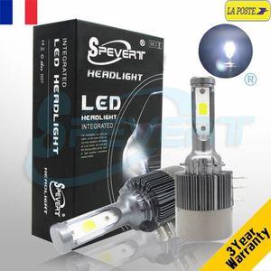 PHARES - OPTIQUES 110W 26000LM H15 Hi-Lo CREE LED Ampoule Voiture Fe