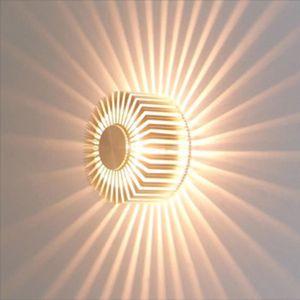 APPLIQUE  Applique Murale LED Lustre Suspension 3W Lampe Lum