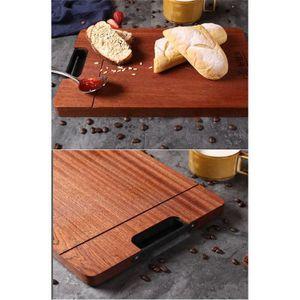 PLANCHE A DÉCOUPER Pratique et solide planche à découper en bois dura