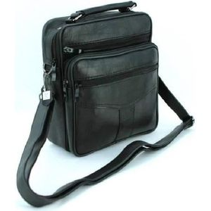 BESACE - SAC REPORTER GRAND SAC POCHETTE BESACE HOMME CUIR 02998374