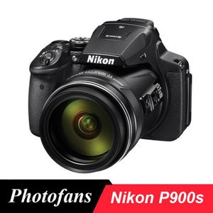 CAMÉSCOPE NUMÉRIQUE Nikon P900 appareil photo coolpix P900s appareils
