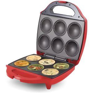 PIÈCE POUR FAIT-MAISON  BEPER 90605 Machine à tartes et quiches - Rouge