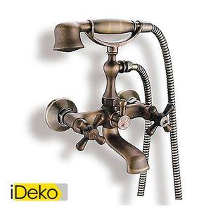ROBINETTERIE SDB iDeko® Robinet Mitigeur Inspiré Antique robinet ba