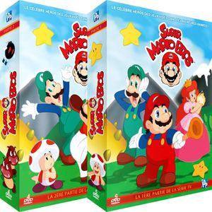 DVD DESSIN ANIMÉ Super Mario Bros - Intégrale de la série TV - 2 Co