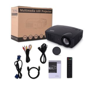 Aliexpress Com Buy Everycom X9 Led Hd Projector 3500: Videoprojecteur 3500 Lumens