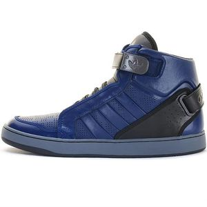 Baskets décontractée homme Adidas Court Vulc - 22535 Bleu Bleu - Achat / Vente basket  - Soldes* dès le 27 juin ! Cdiscount