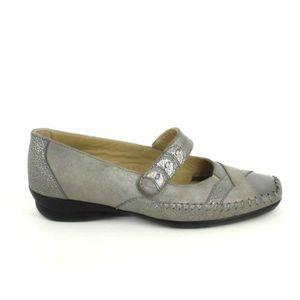 BALLERINE Chaussure de ville BOISSY Ballerine Lunel Gris Bei