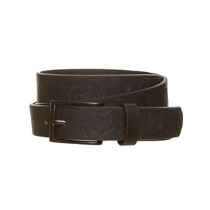 Ceinture Dc Shoes Leather Chicanos Brown Cuir bNZFsR