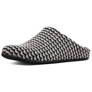 ee096f305d2db CHAUSSON - PANTOUFLE Chaussures Femme chaussons Fitflop Chrissie Knit ...