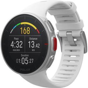 Montre connectée sport POLAR VANTAGE V blanc montre cardio GPS Premium