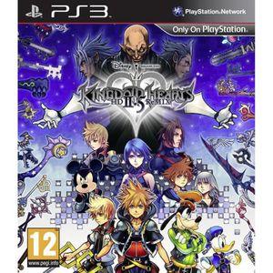 JEU PS3 Kingdom Hearts HD 2.5 ReMix (Playstation 3) [UK IM