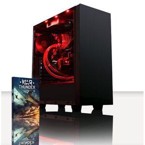UNITÉ CENTRALE  VIBOX Submission 29.96 PC Gamer - AMD 8-Core, Gefo