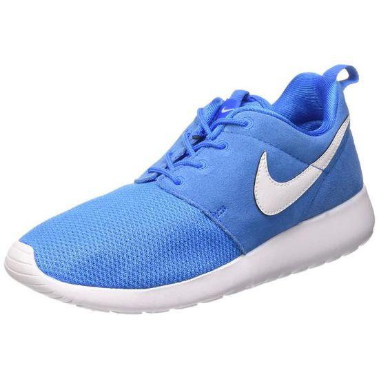 Nike Roshe un (gs), Chaussures de Taille-37 course pour garçons 1SPKWO Taille-37 de 1-2 Noir Noir - Achat / Vente basket b23bad