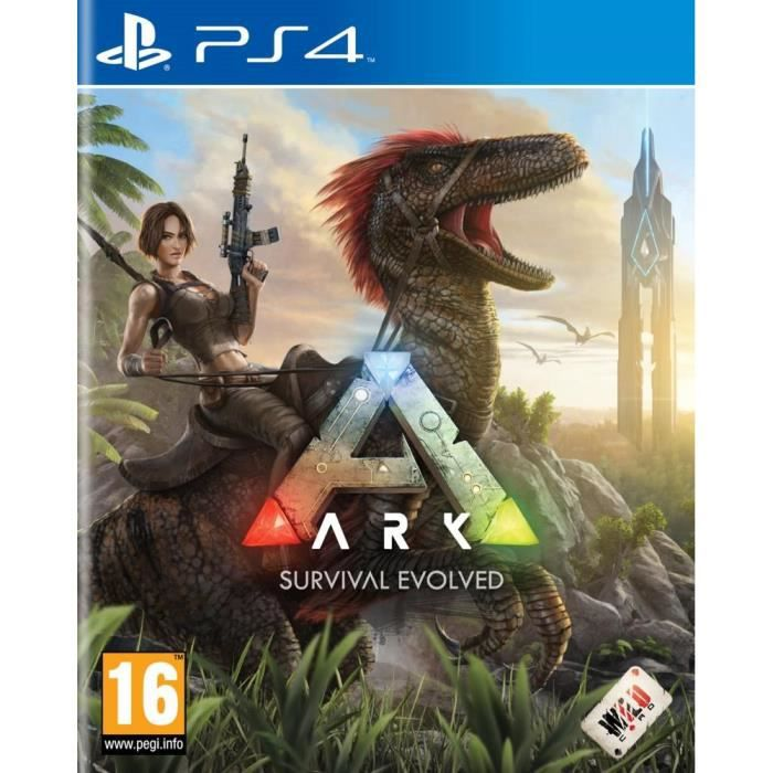 JEU PS4 Ark Survival Evolved Edition Day One Jeu PS4