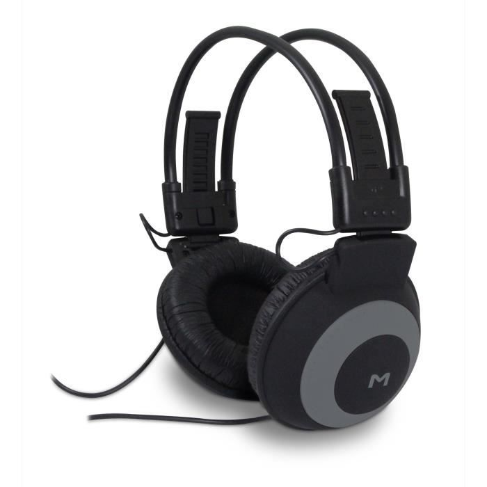 METRONIC 480162 Casque audio Soft touch