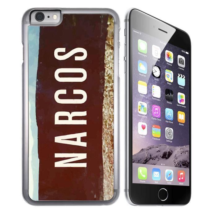 coque iphone 7 plus narcos