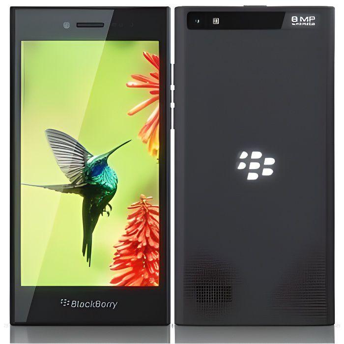 SMARTPHONE BlackBerry Leap 4G 16Go Désimlocké (Noir)