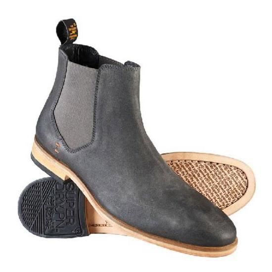 b69822867 Chaussures homme Bottes et bottines Superdry Meteor Chelsea Boot ...