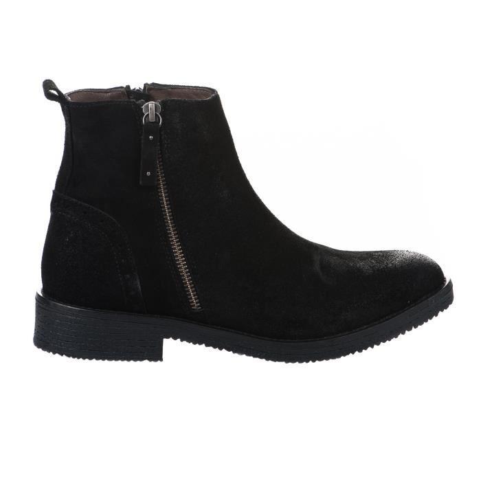 Boots femme - MIGLIO - Noir - 17-517 - Millim l20fO