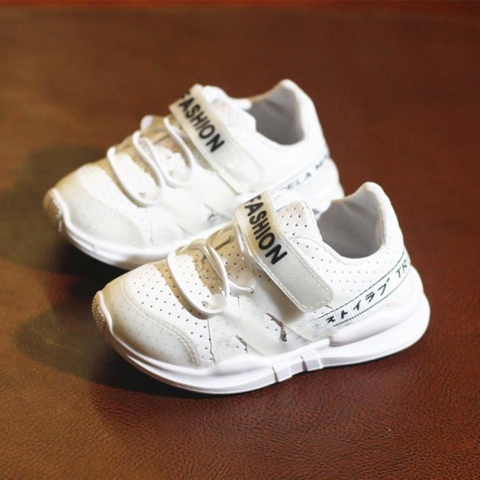 Basket sport chaussures décontractées pour enfants