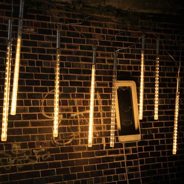 NEUFU Guirlande lumineuse rideau 30cm 300 LED mariage christmas