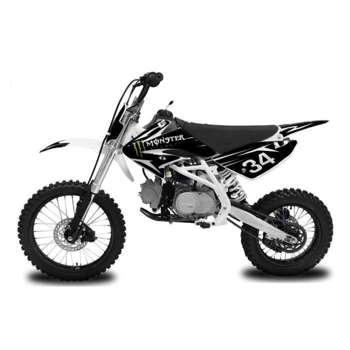 dirt bike 140cc achat vente pas cher. Black Bedroom Furniture Sets. Home Design Ideas