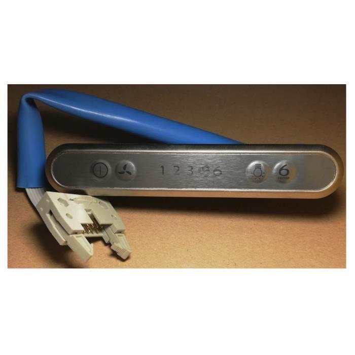 HOTTE Whirlpool 480122101023 Module de contrôle pour hot