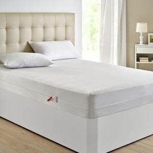 housse integrale matelas achat vente pas cher. Black Bedroom Furniture Sets. Home Design Ideas