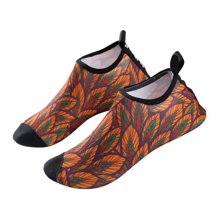 Nautiques Quick Pieds Chaussures Slip Enfants Yoga De Multicolore Nus dry Femmes Hommes Aqua Sports on Chaussettes 1qgd1f