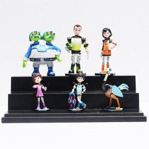 FIGURINE - PERSONNAGE Hot jeu Miles de Tomorrowland Missions PVC Figures