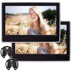 LECTEUR DVD PORTABLE Lecteur DVD portable double de 11,6 pouces 1366 *