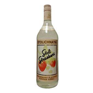 VODKA Stolichnaya fraise 100 cl