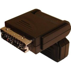 CÂBLE TV - VIDÉO - SON Cable Mountain Adaptateur péritel flexible d\'angl