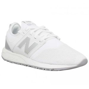 tennis blanches femme new balance