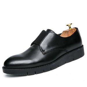 DERBY Chaussure De Ville Homme Mode D'Affaires Haute Qua