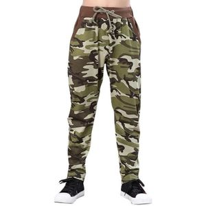164c7de53acc3 PANTALON Pantalon Enfant Garçon Taille Élastiquée Camouflag
