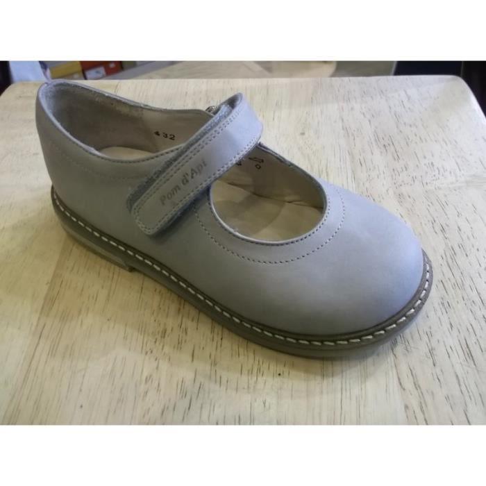 Chaussures enfants Babies filles Pom d'api P26