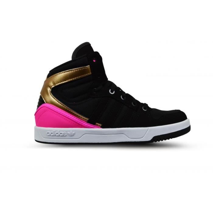 Court Achat Noir K Pour Adidas Fille Attitude Baskets Originals 6qxRHHw